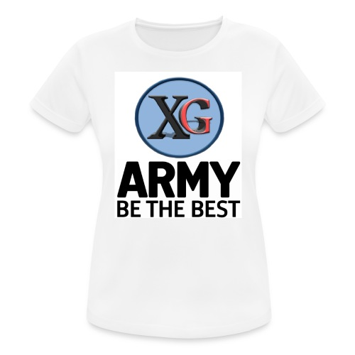 xg t shirt jpg - Women's Breathable T-Shirt
