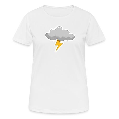 Dansk sommervejr 1 - Dame T-shirt svedtransporterende