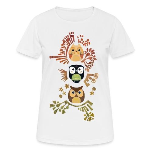 Good Wise Owls - Frauen T-Shirt atmungsaktiv