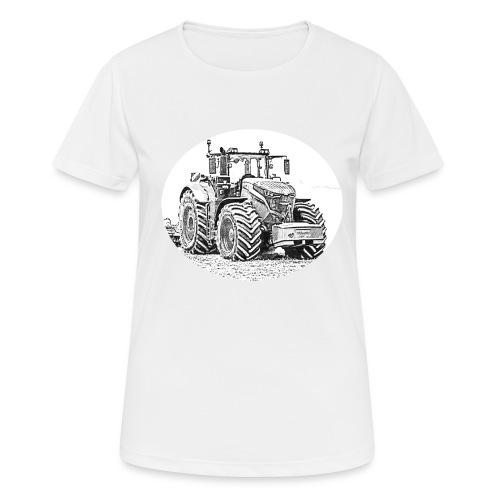 Ackergigant - Frauen T-Shirt atmungsaktiv