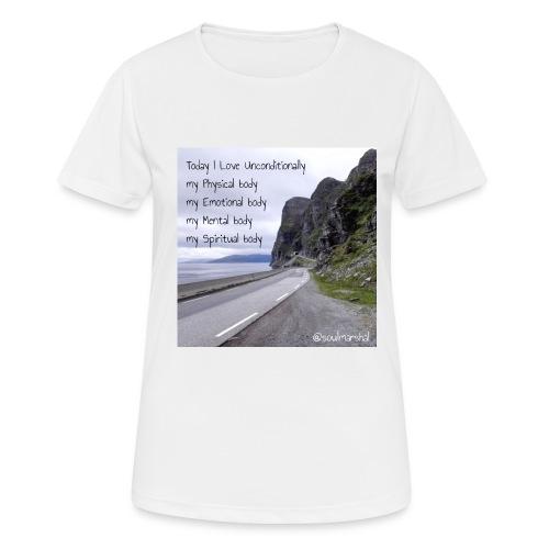 My bodys - naisten tekninen t-paita