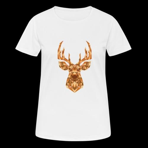 Deer-ish - Koszulka damska oddychająca