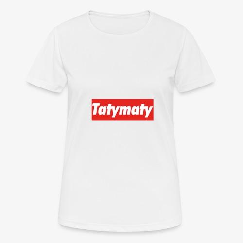 TatyMaty Clothing - Women's Breathable T-Shirt