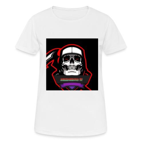 DerMagier432YT Shop - Frauen T-Shirt atmungsaktiv