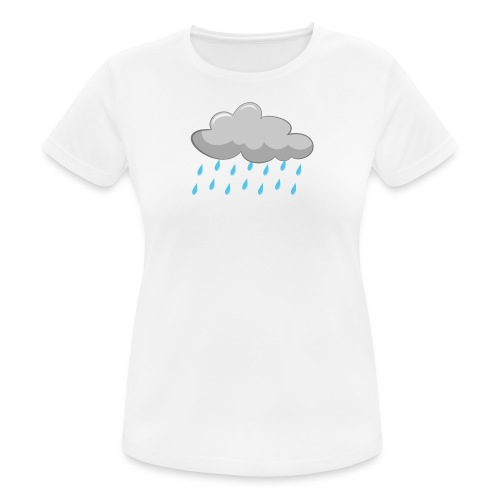 Dansk sommervejr 2 - Dame T-shirt svedtransporterende