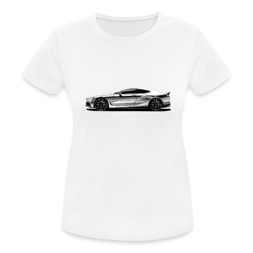 serie 8 Concept car - Camiseta mujer transpirable
