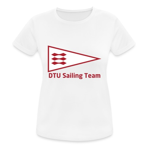 DTU Sailing Team Official Workout Weare - Women's Breathable T-Shirt