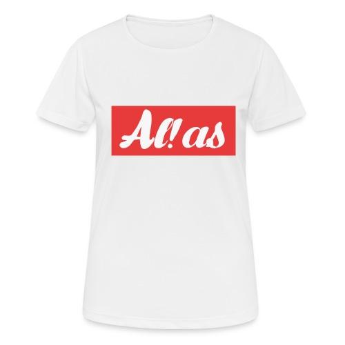 Al!as - Dame T-shirt svedtransporterende