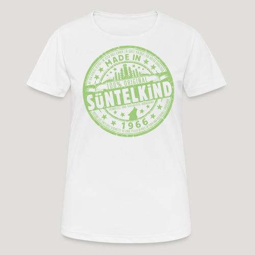 SÜNTELKIND 1966 - Das Süntel Shirt mit Süntelturm - Frauen T-Shirt atmungsaktiv