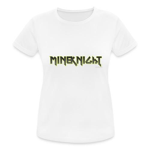 coollogo_com-71603078 - Andningsaktiv T-shirt dam