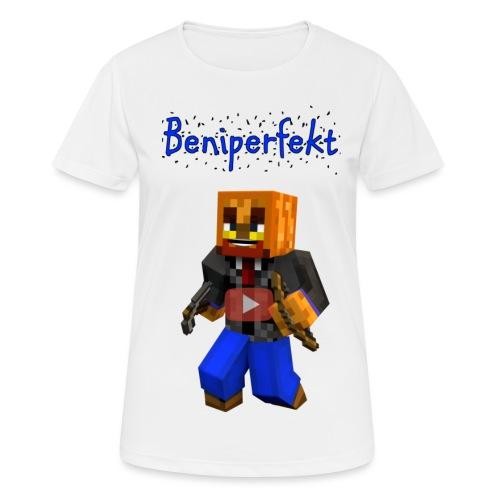 Beniperfekt T-Shirt für Männer - Frauen T-Shirt atmungsaktiv