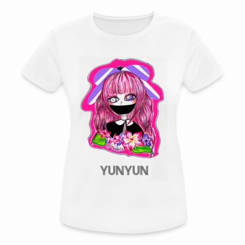 UH SHINDY - Women's Breathable T-Shirt