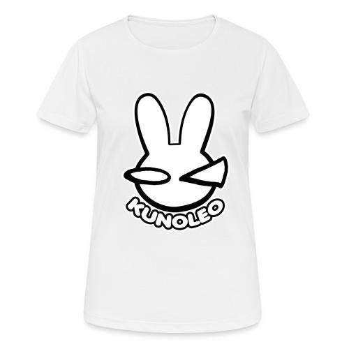 KUNOLEO LOGO - Women's Breathable T-Shirt