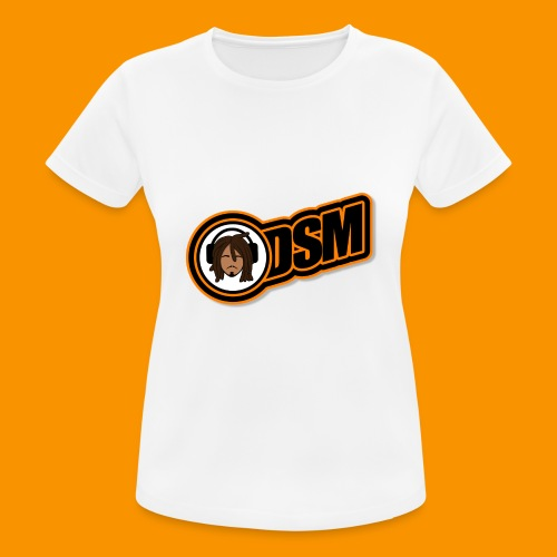 DSM - T-shirt respirant Femme