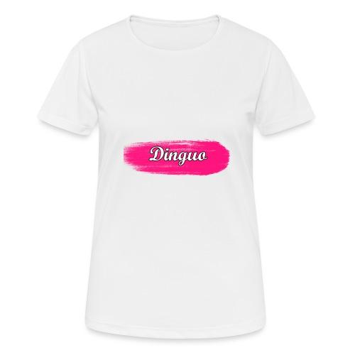 Tee-shirt Femme Dinguo - T-shirt respirant Femme