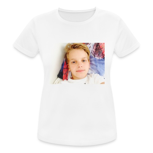 first design - Dame T-shirt svedtransporterende