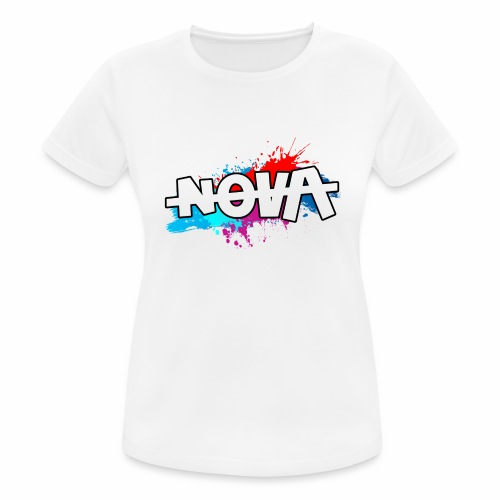 NOVA - T-shirt respirant Femme