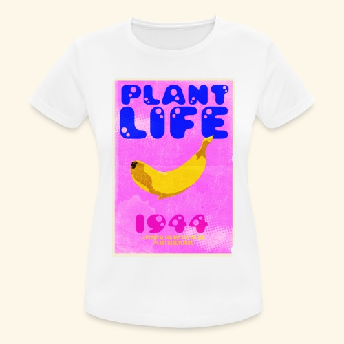 Plant Life - Women's Breathable T-Shirt