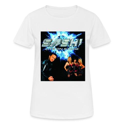 SASH! Live - Women's Breathable T-Shirt