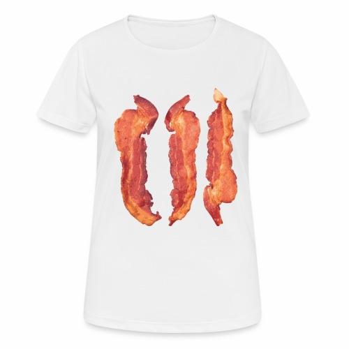 Bacon Strips - Maglietta da donna traspirante