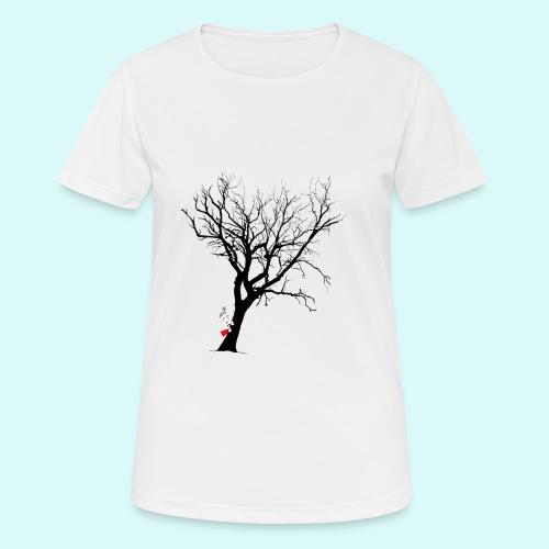 clown arbre - T-shirt respirant Femme