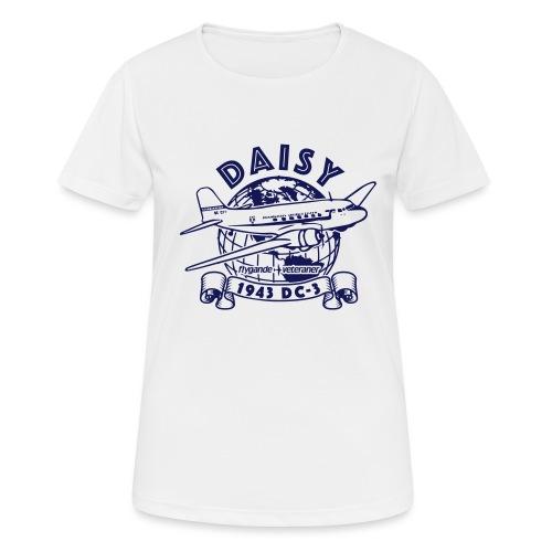 Daisy Globetrotter 1 - Andningsaktiv T-shirt dam