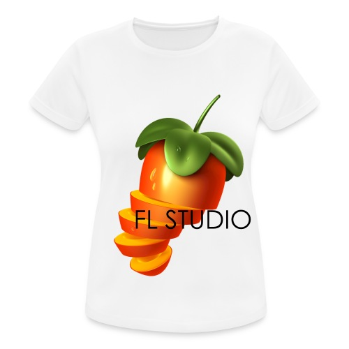 Sliced Sweaty Fruit - Women's Breathable T-Shirt