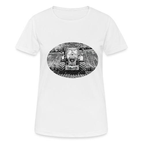 Ackerschlepper - Frauen T-Shirt atmungsaktiv