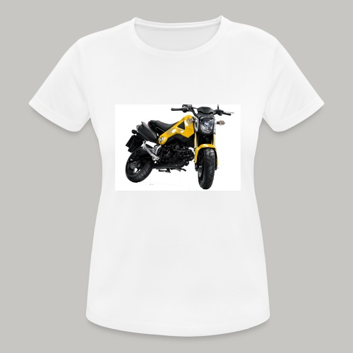 Grom Motorcycle (Monkey Bike) - Women's Breathable T-Shirt