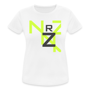 Nörthstat Group™ Clear Transparent Main Logo - Women's Breathable T-Shirt