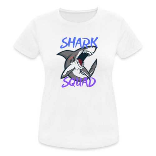 Shark Squad - PowerMEGAL0D0N - T-shirt respirant Femme