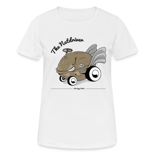 Nutdriver - Frauen T-Shirt atmungsaktiv