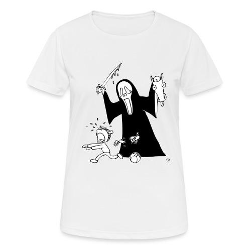 halloween t-skjorte - Pustende T-skjorte for kvinner