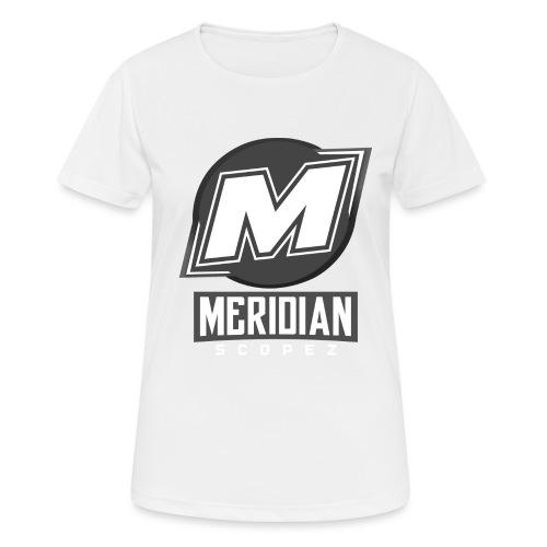 Offizielles sc0pez merch - Frauen T-Shirt atmungsaktiv