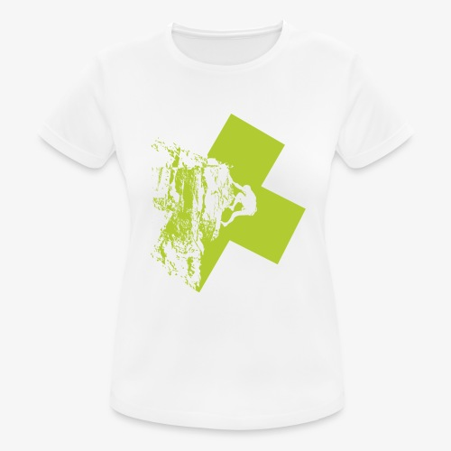 Escalando - Women's Breathable T-Shirt