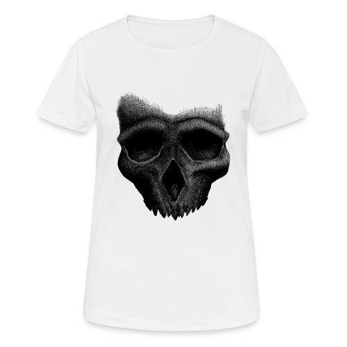 Simple Skull - T-shirt respirant Femme