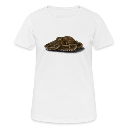 Oktopus - Frauen T-Shirt atmungsaktiv