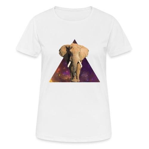 Elephant - Maglietta da donna traspirante