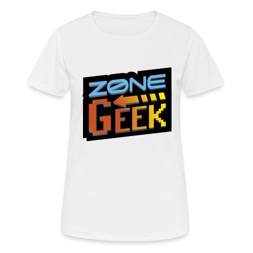 NEW Logo T-Shirt Femme - T-shirt respirant Femme