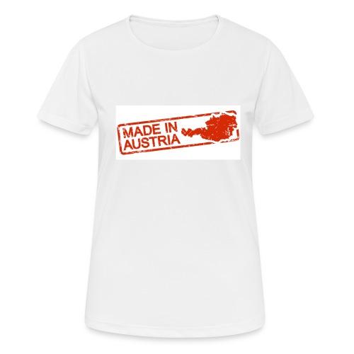 65186766 s - Frauen T-Shirt atmungsaktiv