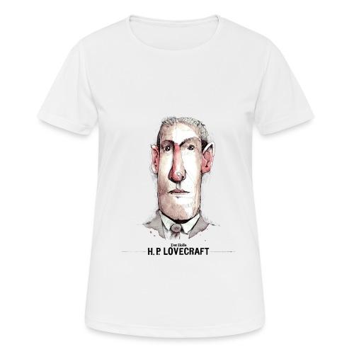 H. P. Lovecraft (Cthulhu) - Frauen T-Shirt atmungsaktiv