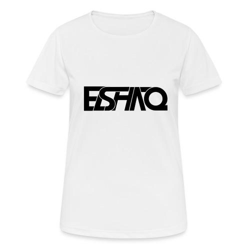 elshaq black - Women's Breathable T-Shirt