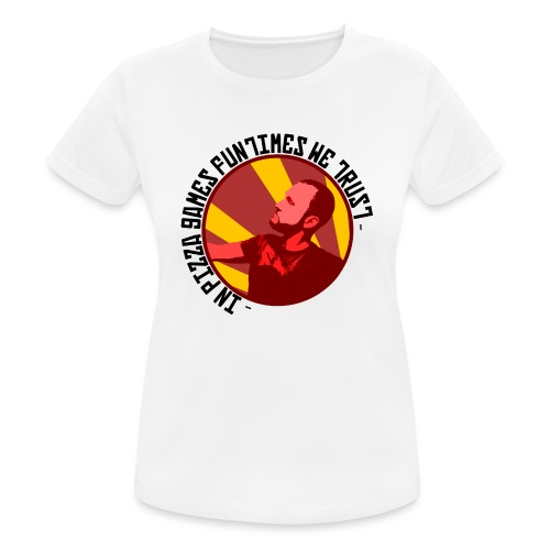 In PGF We Trust - Women's Breathable T-Shirt