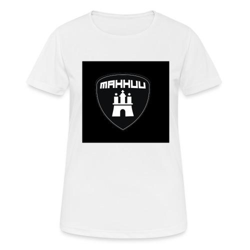 Neue Bitmap jpg - Frauen T-Shirt atmungsaktiv