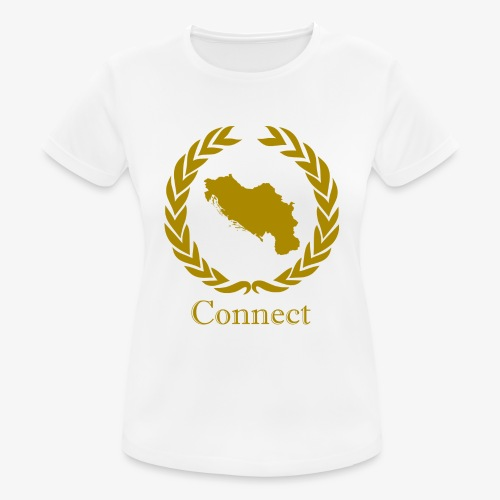 CONNECT COLLECTION LMTD. EDITION - Women's Breathable T-Shirt