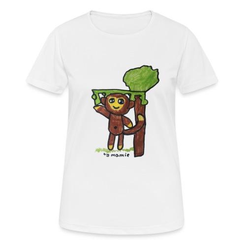 monkeywhite - Women's Breathable T-Shirt