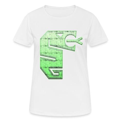 Snake totem - Andningsaktiv T-shirt dam