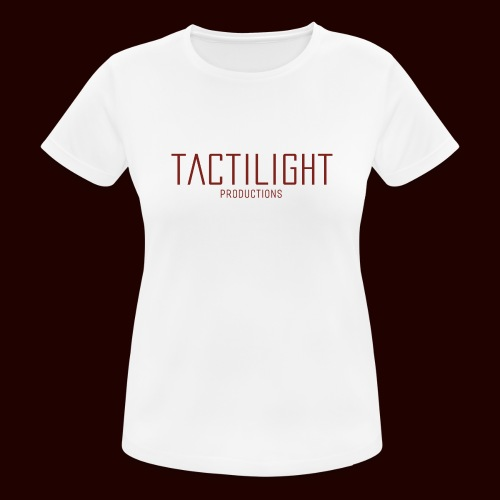 TACTILIGHT - Women's Breathable T-Shirt