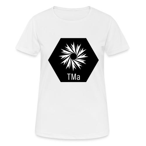 TMa - naisten tekninen t-paita