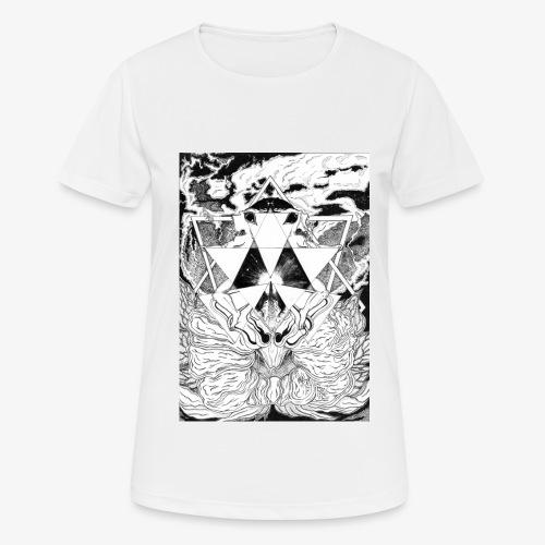 Primal Ordeal by Rivinoya - naisten tekninen t-paita